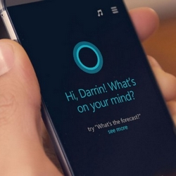 Cortana : en test sur iOS
