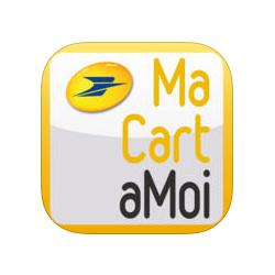 Créer et expédier des cartes postales via votre smartphone avec La Post