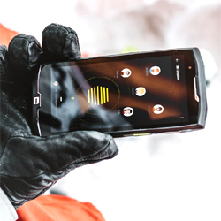 Crosscall transforme ses smartphones en talkies-walkies