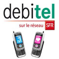 Debitel offre 480 SMS pour la Saint Valentin