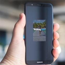 Des publicités apparaissent sur l'écran de verrouillage des smartphones Huawei
