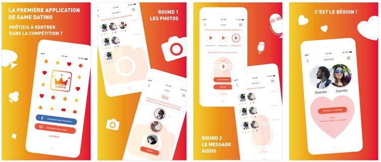 Deserve Mi : une application ludique qui modernise les rencontres