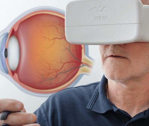 L'écosystème Viewi aide à diagnostiquer le glaucome avec un smartphone