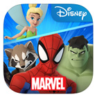 Disney Infinity 2.0 Toy Box : play without limits est disponible sur IOS