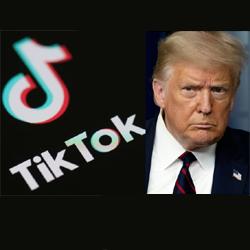 Donald Trump veut interdire l'application TikTok aux Etats-Unis