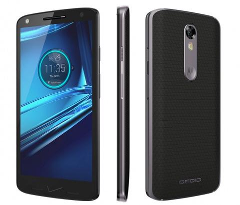 Droid Turbo 2, Motorola a aussi son brevet d'écran incassable