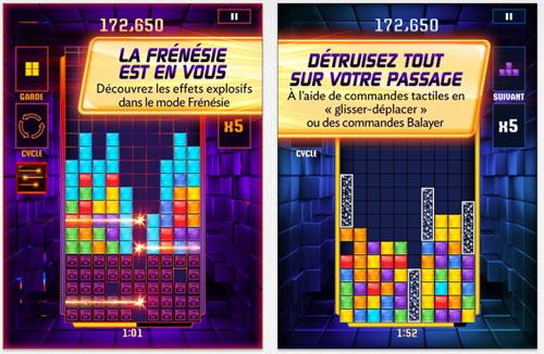 EA lance Tetris Blitz