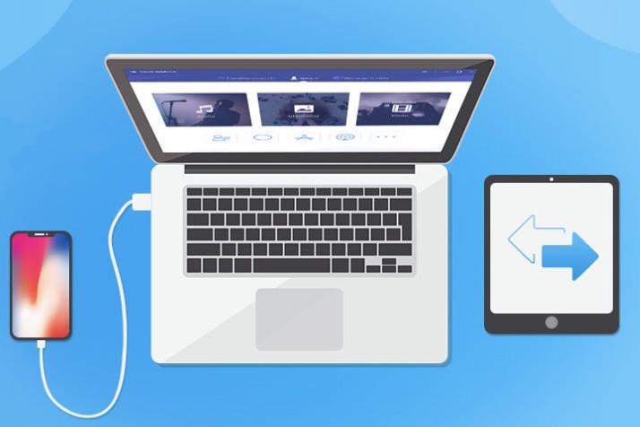 EaseUS MobiMover, un logiciel de sauvegarde de données pour iPhone et iPad