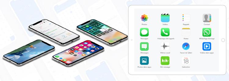 EaseUS MobiSaver, un logiciel de récupération de données pour iPhone