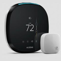 ecobee4 : le thermostat intelligent qui emprunte la voix d'Alexa