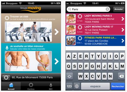 Envie d'entreprendre un plan minceur via votre iPhone ?