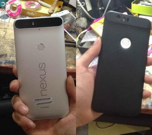 Huawei Nexus : de nouvelles photos dévoilent un design particulier