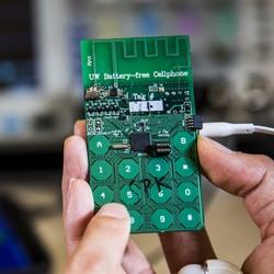 Un téléphone sans batterie : pas de la science-fiction