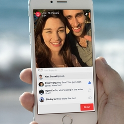 Facebook : nouvelles fonctionnalités pour iOS