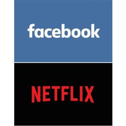 Facebook et Netflix sont les grands gagnants sur le mobile