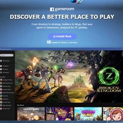 Facebook émule Steam avec Gameroom