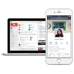Facebook dévoile Workplace, la plateforme pour les entreprises