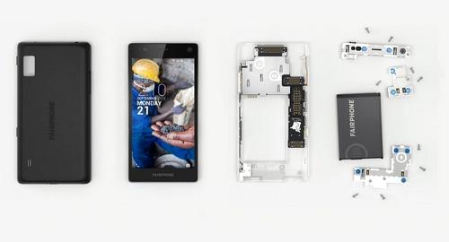 """Le smartphone Fairphone 2 """"éthique et équitable"""" sera disponible en France"""