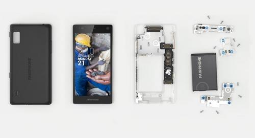 La technologie au service du commerce équitable avec le Fairphone 2