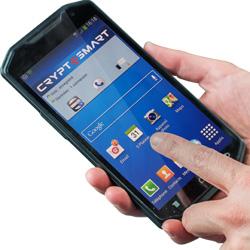 Un smartphone sécurisé crée en France