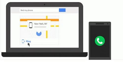 Find my phone : une solution rapide pour retrouver son smartphone via Google