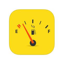 Fuel ! permet d'être guidé en main libre vers la station-essence la plus proche