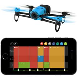'Flight Plan' pour Bebop Drone, Créez vos plans de vol comme un pro