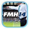 Football Manager Handheld 2014 gagne du terrain sur iPhone et Android