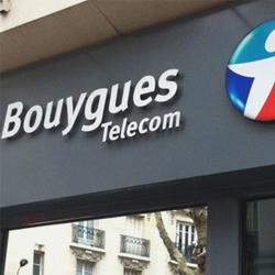 Free devrait reprendre 550 boutiques de Bouygues Telecom