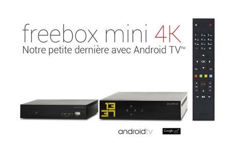 Freebox Mini 4K : une mise à jour qui vient enfin corriger les nombreux bugs