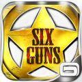 Gameloft annonce la disponibilité du jeu Six Guns sur l'App Store