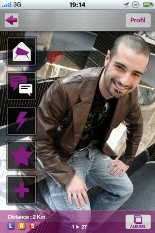 Gayvox débarque sur l'iPhone