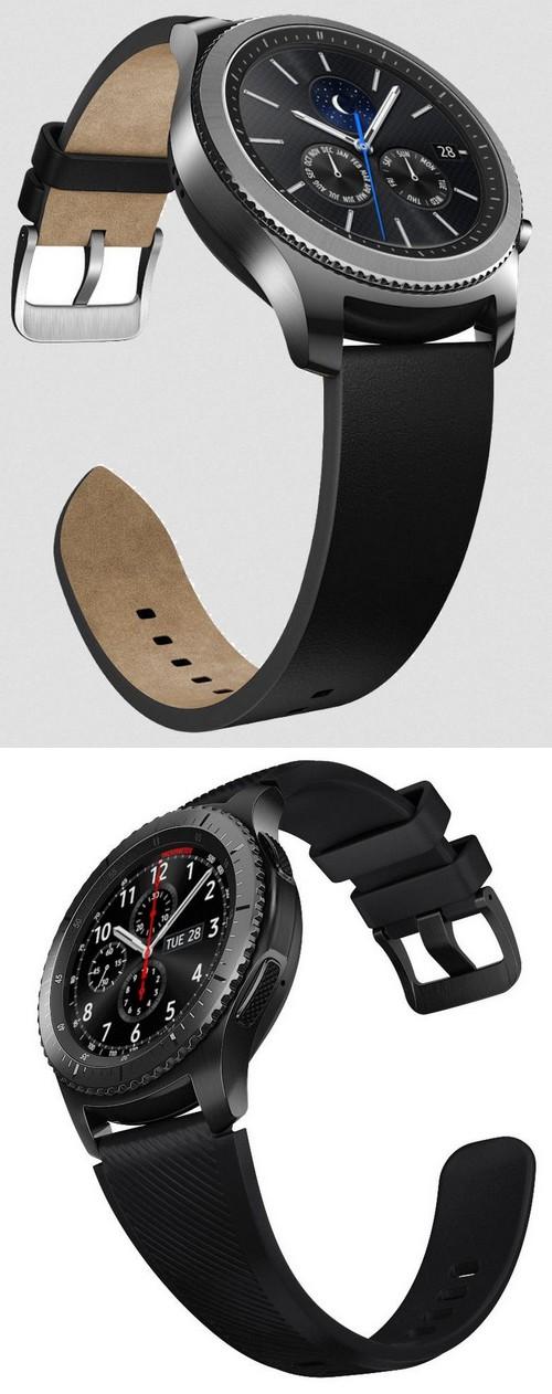 Samsung Gear S3 : tenter d'affranchir les smartwatches des smartphones