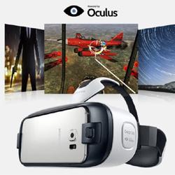 Un navigateur Web débarque sur le casque à réalité virtuelle de Samsung