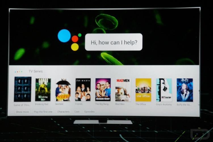 Google Assistant: bientôt sur Android TV