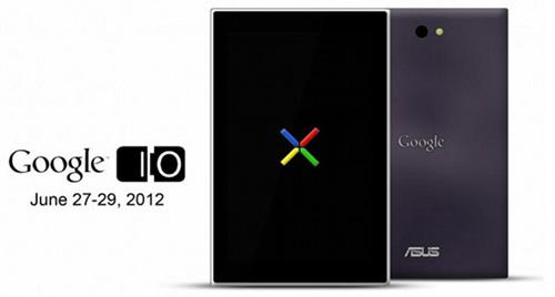 Google dévoile la première photo officielle de sa tablette tactile