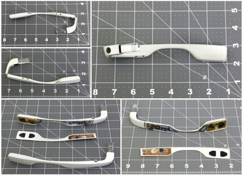 Les nouvelles Google Glass ont été dévoilées sur le site de la FCC