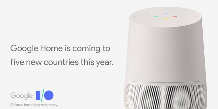 Google Home : des appels, mais surtout bientôt disponible en France