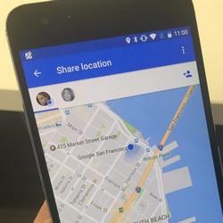 Nouvelle fonctionnalité Google Maps: partager sa position en temps réel avec ses amis sera bientôt possible
