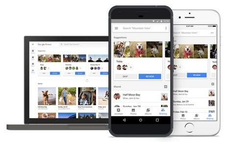 Google Photos : les améliorations au mode de partage sont maintenant disponibles