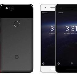 Que réserve Google avec ses Pixel 2 et Pixel XL 2