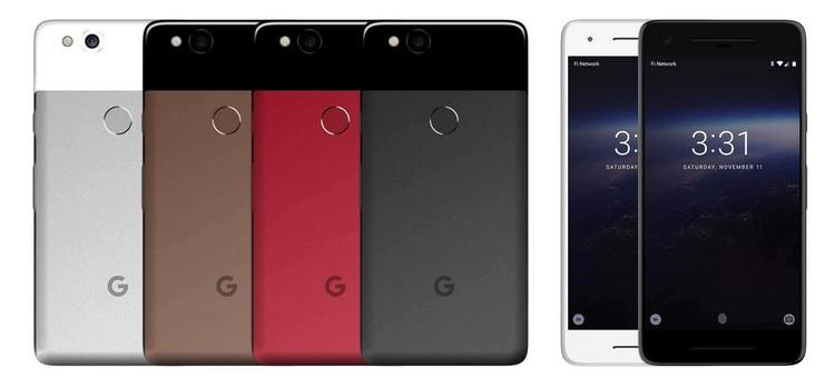 Google Pixel 2 et Pixel XL 2 : qu'annoncent les fuites et les rumeurs ?