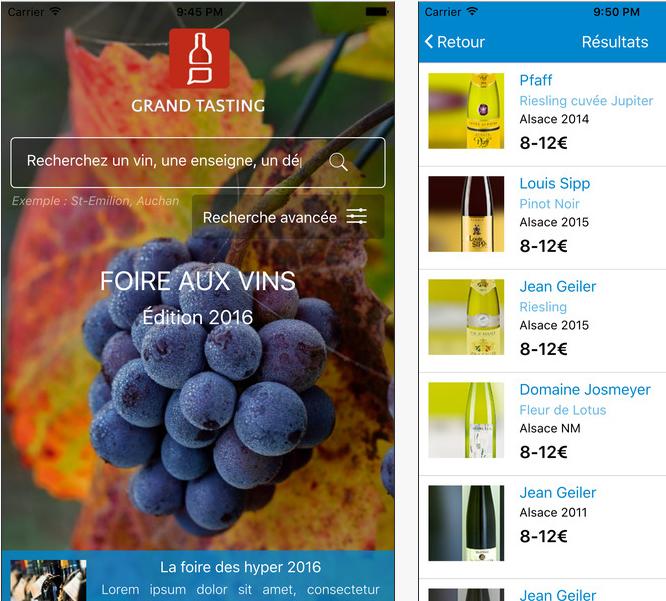 Grand Tasting, pour avoir l'assurance d'acheter les meilleurs vins au meilleur prix