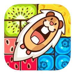 Hamster Break, un jeu de casses-briques avec des hamsters affamés