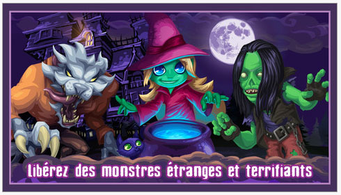 Haunted Hollow, un jeu de stratégie monstrueusement fun
