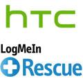 HTC choisit LogMeIn comme fournisseur officiel pour ses mobiles sous Android