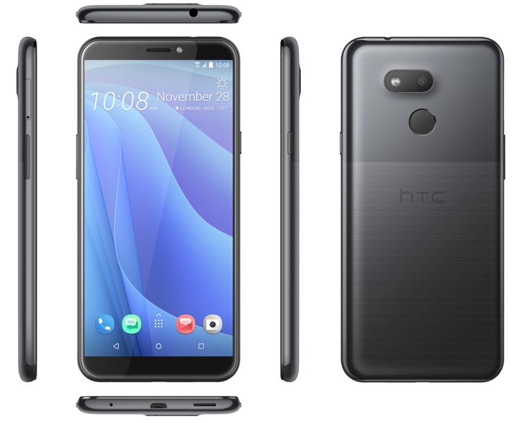 HTC dévoile sa nouvelle version Desire 12s