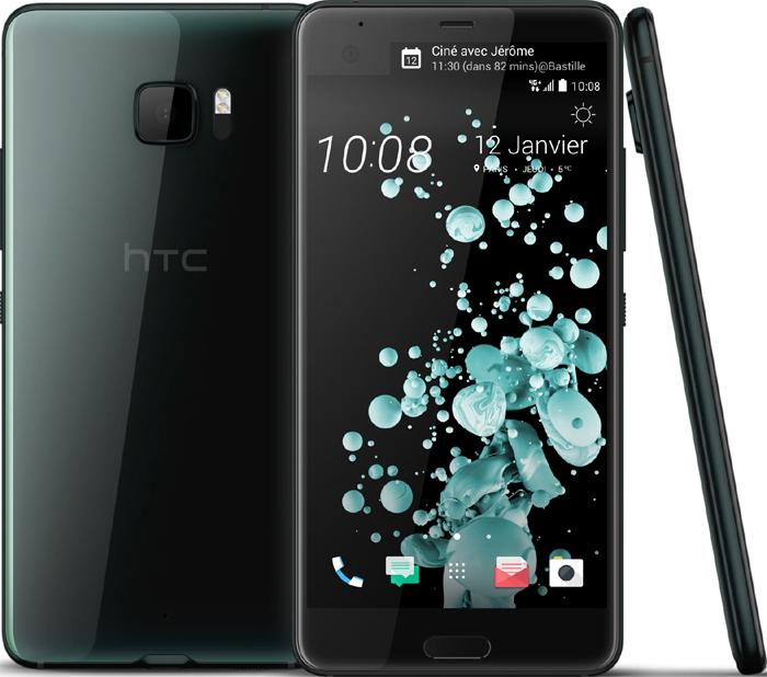 HTC fait son retour avec une version plus résistante du HTC U Ultra