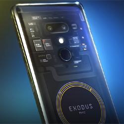 HTC va lancer son premier smartphone blockchain Exodus 1