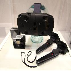 HTC Vive, un casque de réalité virtuelle pour début 2016